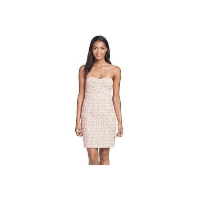 トリーナターク ドレスTRINA TURK レディース CORA ストラップLESS EMPIRE WAIST ドレス カラー BELLINI 6 MSRP258