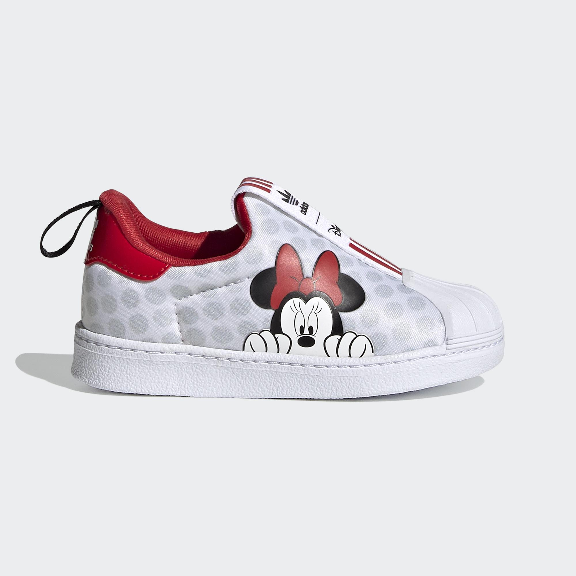Disney 米妮 x Superstar 360 經典鞋