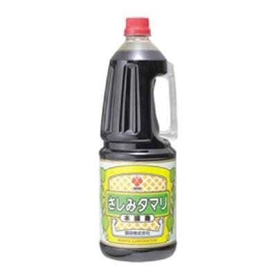 盛田 さしみタマリしょうゆ 1.8L本醸造【さしみ醤油】日本製国産