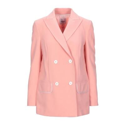 ANNARITA N TWENTY 4H テーラードジャケット サーモンピンク 42 ポリエステル 93% / ポリウレタン 7% テーラードジャケ