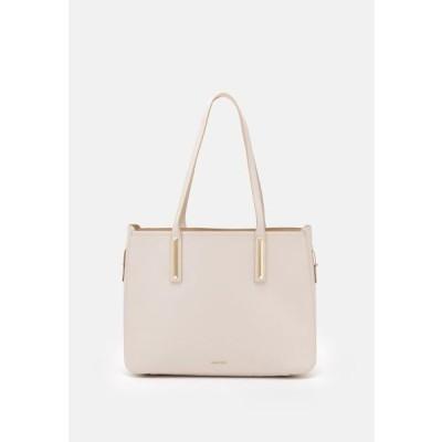 アンナフィールド レディース アクセサリー SET - Tote bag - off-white