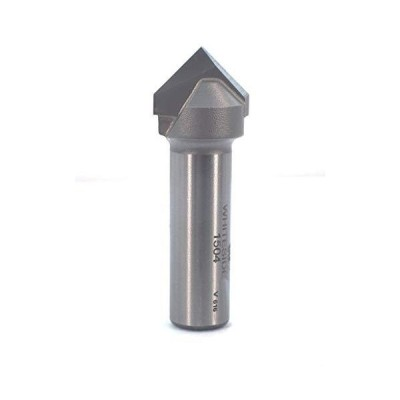 Whiteside Router Bits 1504 V-Groove Bit with 90-Degree 3/4-Inch Cutting Dia