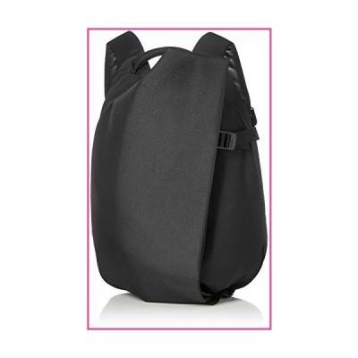 Cote & Ciel Men's Isar Ecoyarn Small Backpack, Black, One Size並行輸入品