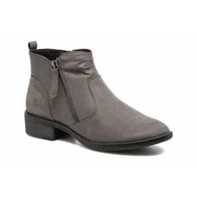 Jana shoes レディースシューズ Jana shoes Ankle boots Jubi Grey G