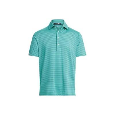 POLO GOLF / RLX/ポロ ゴルフ / RLX (RLX)クラシック フィット パフォーマンス ポロシャツ 300グリーン L