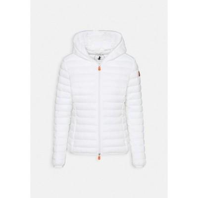 セーブザダック ジャケット&ブルゾン レディース アウター DAISY - Winter jacket - offwhite