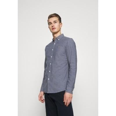 ファーラー メンズ シャツ トップス STEEN SLIM FIT - Shirt - washed lilac washed lilac