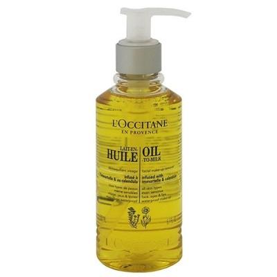 ロクシタン センスレシピ クレンジングオイル 200ml L OCCITANE 化粧品 CLEANSING OIL-TO MILK
