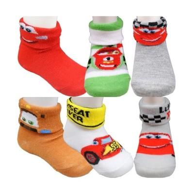 スポンジボブ 靴下 ショート スニーカー ソックス Spongebob 6足 約21〜24cmクリスマス