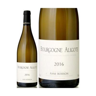 ブルゴーニュ アリゴテ [ 2016 ]アンヌ ボワソン ( 白ワイン )