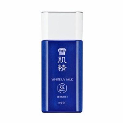 コーセー 雪肌精 ホワイト UV ミルク SPF50+/PA++++ 60g【W_91】