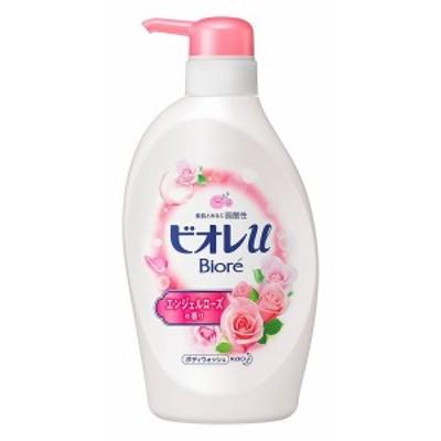 花王 ビオレu エンジェルローズの香り ポンプ 480ml