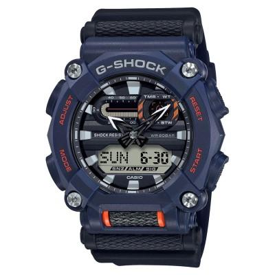 【G-SHOCK】GA-900シリ-ズ / ヘビーデューティー / GA-900-2AJF (ネイビー)