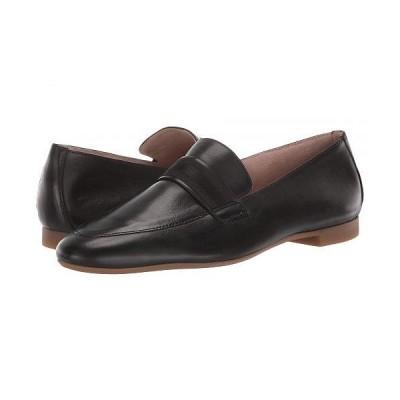 Paul Green ポールグリーン レディース 女性用 シューズ 靴 フラット Adelle Flat - Black Leather
