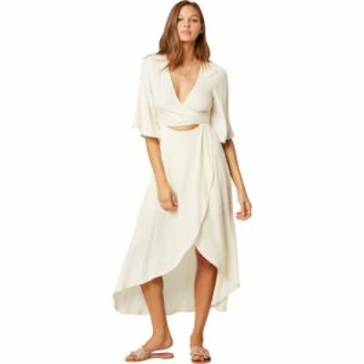 エルスペース L*Space レディース ワンピース ワンピース・ドレス Kellen Dress Cream