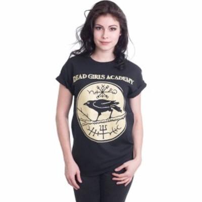 インペリコン Impericon レディース Tシャツ トップス - Raven - T-Shirt black