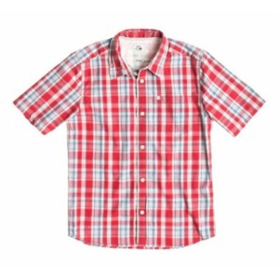 quiksilver クイックシルバー ファッション 男性用ウェア シャツ quiksilver helsby-youth-junior
