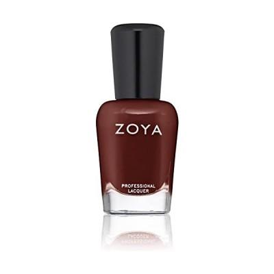ZOYA-ネイルカラー-Claire-ブルゴーニュカラー-爪にやさしいネイルラッカーマニキュア