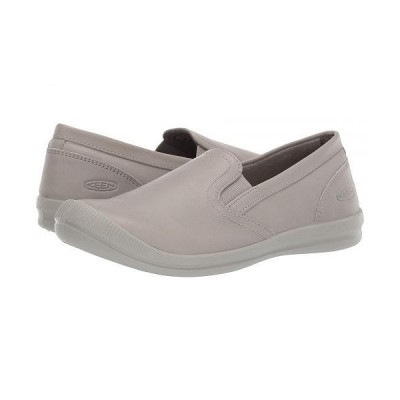 Keen キーン レディース 女性用 シューズ 靴 スニーカー 運動靴 Lorelai Slip-On - London Fog
