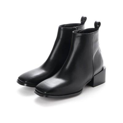 ブーツ 【EVOL】スクエアブーツIP9271