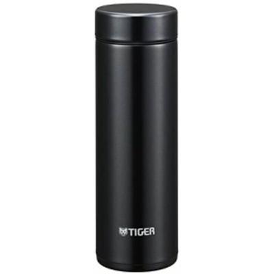 タイガー魔法瓶 水筒 スクリュー マグボトル 6時間保温保冷 300ml 在宅 タンブラー利用可 パウダーブラック MMP-J030KP