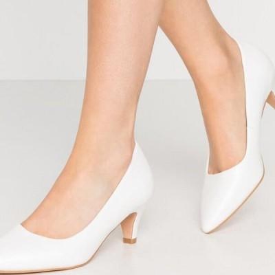 アンナフィールド レディース 靴 シューズ Classic heels - white