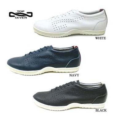 トップセブン 靴 スニーカー メンズ カジュアルシューズ TOP SEVEN TS-260 メンズ カジュアル シューズ 靴 トップセブン 【OKOK-28jnpd】
