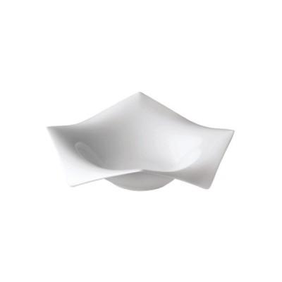 ローゼンタール 食器 おしゃれ プレート 白 カフェ  Modern Dining Origami ディーププレート25cm