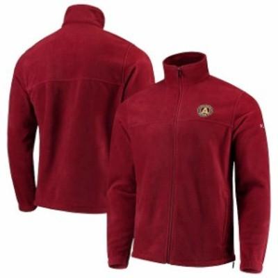 Columbia コロンビア スポーツ用品  Columbia Atlanta United FC Red Flanker Full-Zip Jacket