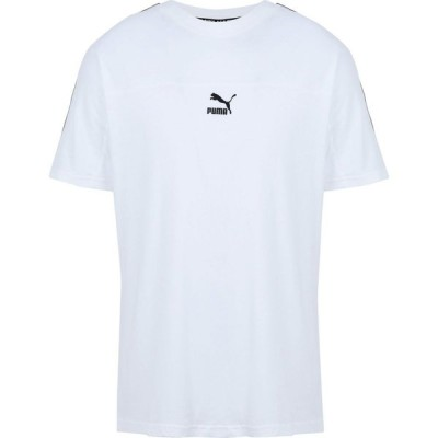 プーマ PUMA メンズ Tシャツ トップス xtg tee White