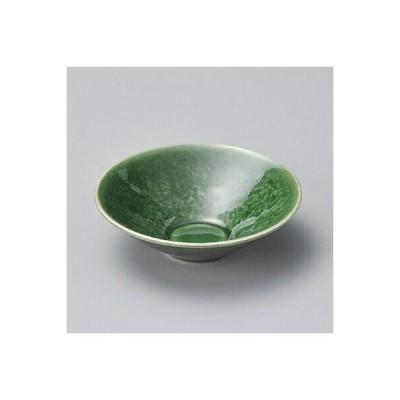 陶里 第30集 練り抹茶石目型丸小鉢(小) 14735-310