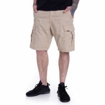 ボルコム Volcom メンズ ショートパンツ カーゴ ボトムス・パンツ - Miter Il Cargo Almond - Shorts beige