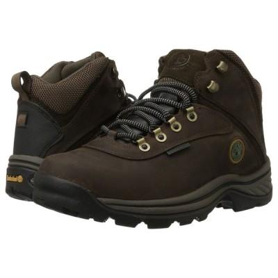 ティンバーランド Timberland メンズ ブーツ シューズ・靴 White Ledge Mid Waterproof Brown