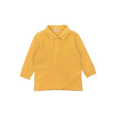IL GUFO ポロシャツ オークル 6 コットン 100% / ポリウレタン ポロシャツ