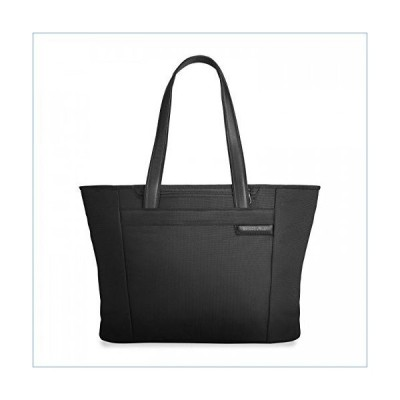 Briggs & Riley Baseline-Large Shopping Tote Bag, Black, One Size並行輸入品