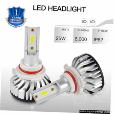 50W 9006 LEDフォグランプ6500K電球のために1995年から2000年ダッジ・ストラトスデュランゴ2004年から2006年