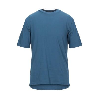 OUTHERE T シャツ ブルーグレー M コットン 100% T シャツ