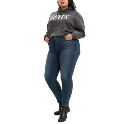 リーバイス デニムパンツ ボトムス レディース Plus Size 311 Shaping Skinny Jeans Lapis Maui