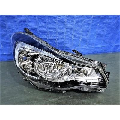 2101 インプレッサスポーツ ハイブリッド GPE 右ライト HID P9932 レンズ美品