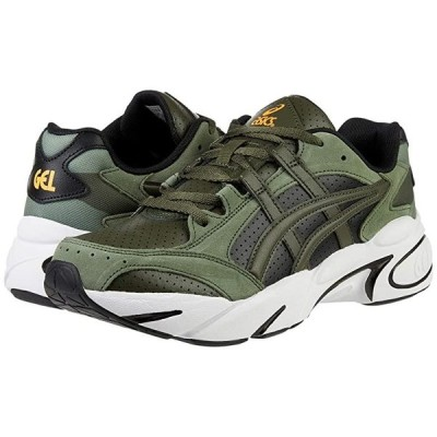 ASICS Tiger Gel-Bnd メンズ スニーカー 靴 シューズ Olive Canvas/Olive Canvas