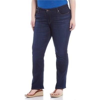 リーバイス レディース デニムパンツ ボトムス Plus Size Classic Bootcut Jeans