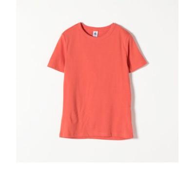 PETIT BATEAU:ショートスリーブコットン Tシャツ