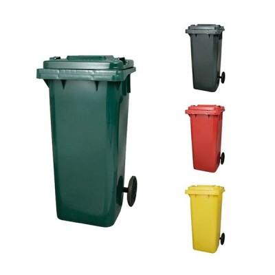 ゴミ箱 PLASTIC TRASH CAN 120L 組立式 幅465x奥行560x高さ940mm ダルトン