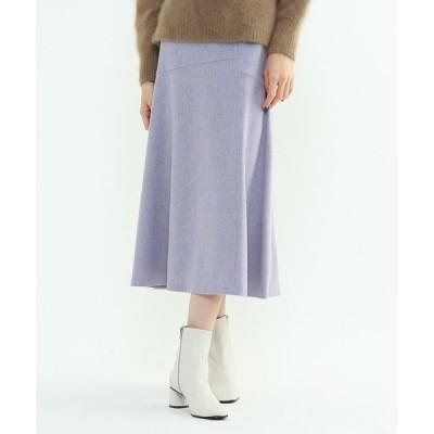 スカート [L]メランジツイードマーメイドスカート