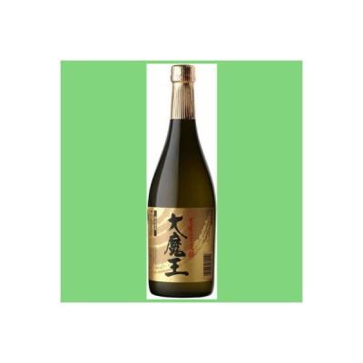 大魔王 黄麹 芋焼酎 25度 720ml(●1)(2)