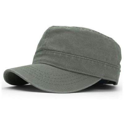 オットー OTTO ott004 PIECE GARMENT MILITARY CAP ミリタリーキャップ ワークキャップ OLIVE オリーブ メンズ ヘッドウェア