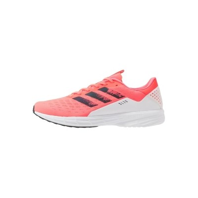 アディダス シューズ メンズ ランニング Neutral running shoes - signal pink/core black/footwear white
