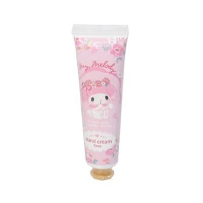 保湿 ハンドケア ハンドクリーム マイメロディ ローズの香り SHOBIDO サンリオ 化粧雑貨