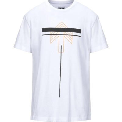 LHU アーバン LHU URBAN メンズ Tシャツ トップス T-Shirt White