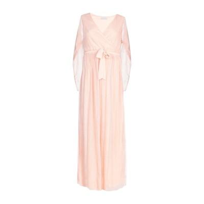 LA KORE ロングワンピース&ドレス ライトピンク 0 ポリエステル 100% ロングワンピース&ドレス